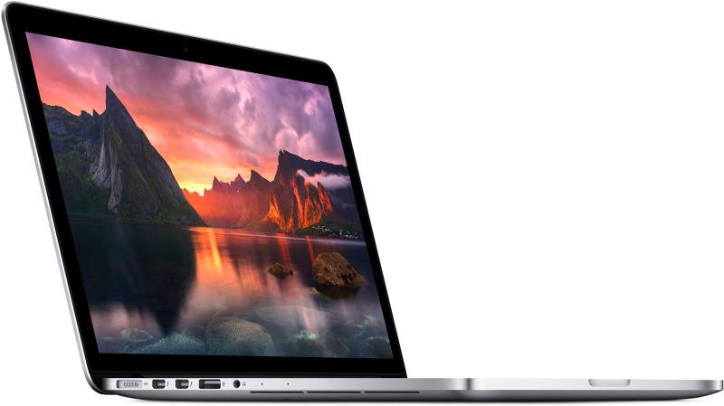 Ремонт ноутбуков MacBook Pro