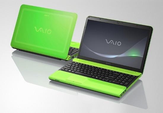 Ремонт ноутбуков Sony Vaio в Москве