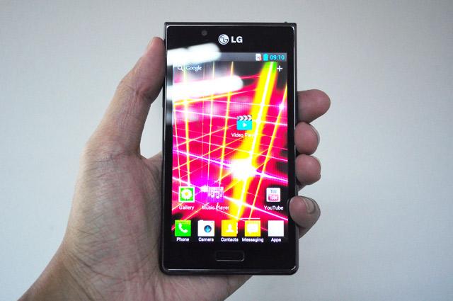 Ремонт мобильного телефона LG Optimus L7