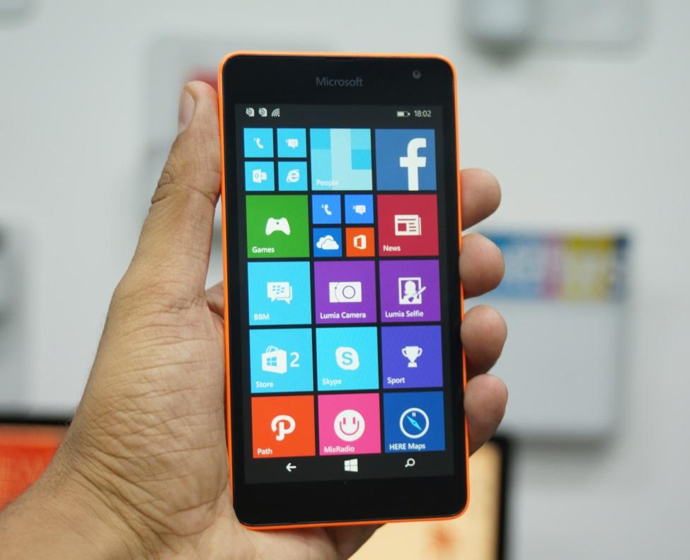 Ремонт мобильного телефона Nokia Lumia 535