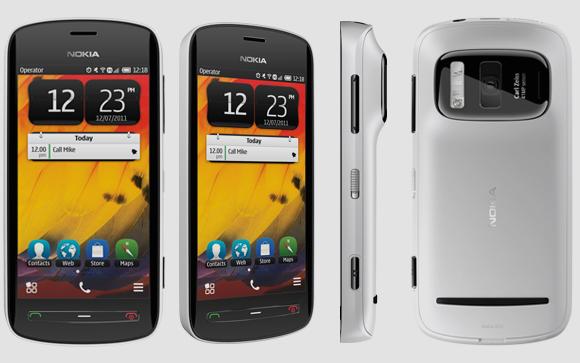 Ремонт мобильного телефона Nokia PureView 808