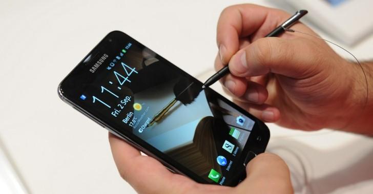 Ремонт мобильного телефона Samsung Galaxy Note (N7000)