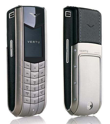Ремонт мобильного телефона Vertu Ascent